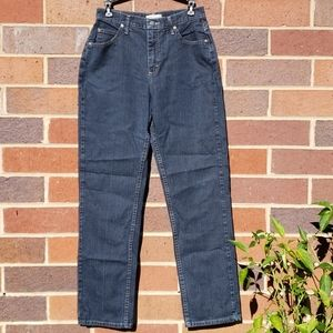 RIDERS RELAXED FIT BLUE JEANS SZ 6  (28/32)